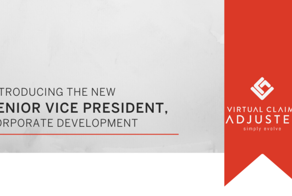 Virtual Claims Adjuster New Vice President